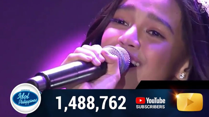 ABS CBN hits 20 million subscribers on Youtube 8