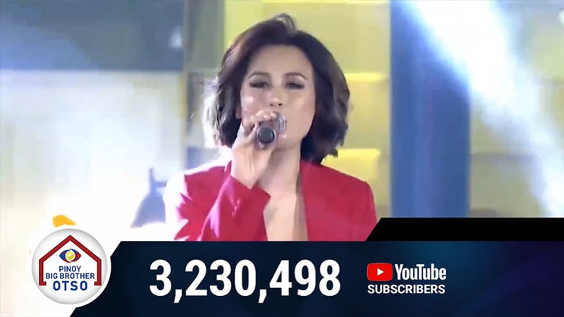 ABS CBN hits 20 million subscribers on Youtube 4