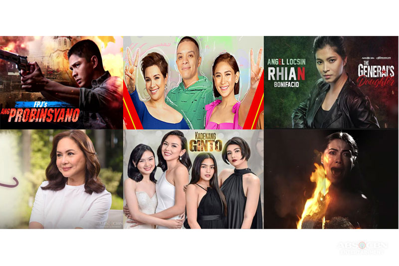 ABS CBN keeps double digit lead in TV ratings nationwide 1