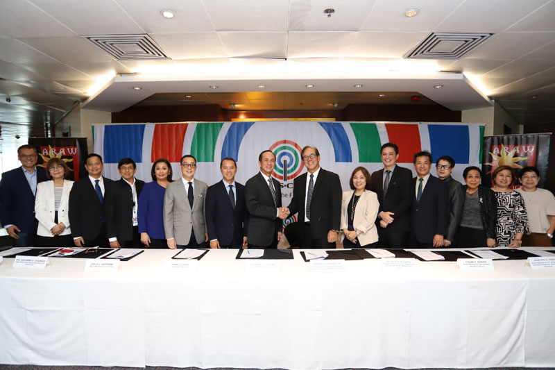 ABS CBN seals partnership with Advertising Foundation of the Philippines 1