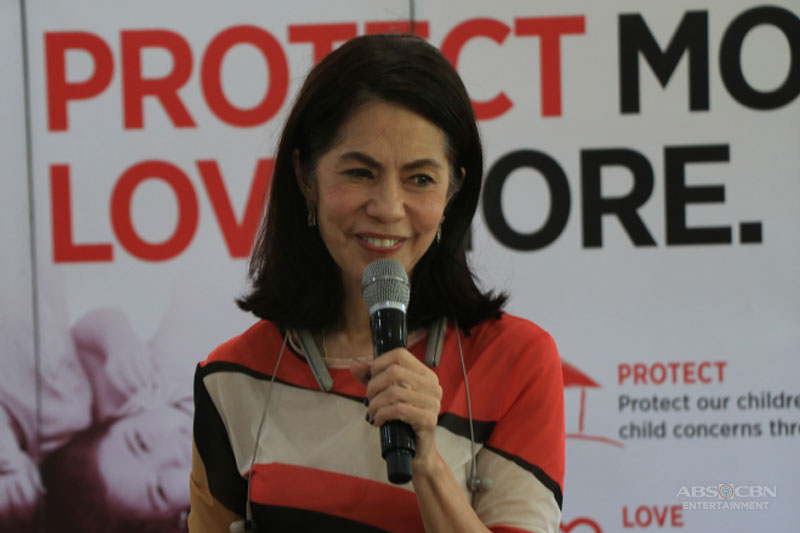 For Bantay Bata 163 founder Gina Lopez everything begins witht the love for the child 1