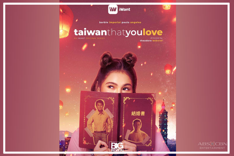 Barbie Paulo and Stephen entangled in a love triangle in iWant s Taiwan That You Love  1