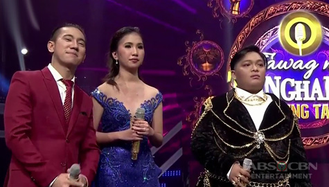 TNT 3 Ang Huling Tapatan: John Michael, Elaine at John Mark, pasok na sa Final 3! Image Thumbnail