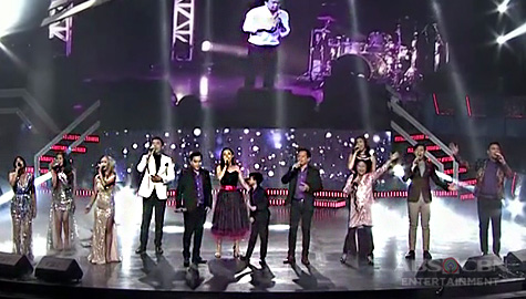 WATCH: TNT Singers give tribute to Hurado Rico J. Puno Image Thumbnail