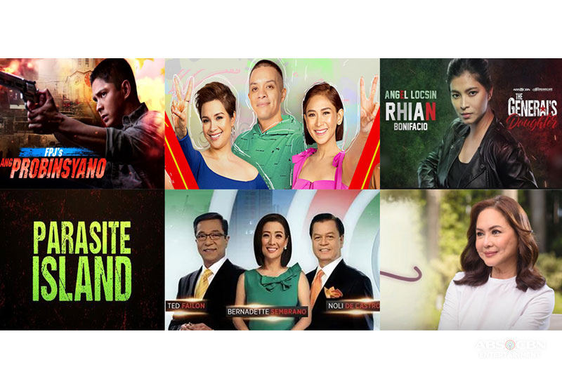 ABS CBN still top choice of viewers in September 1