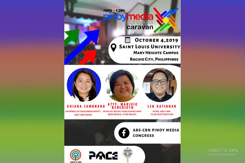 ABS CBN kicks off first Pinoy Media Congress Caravan 2