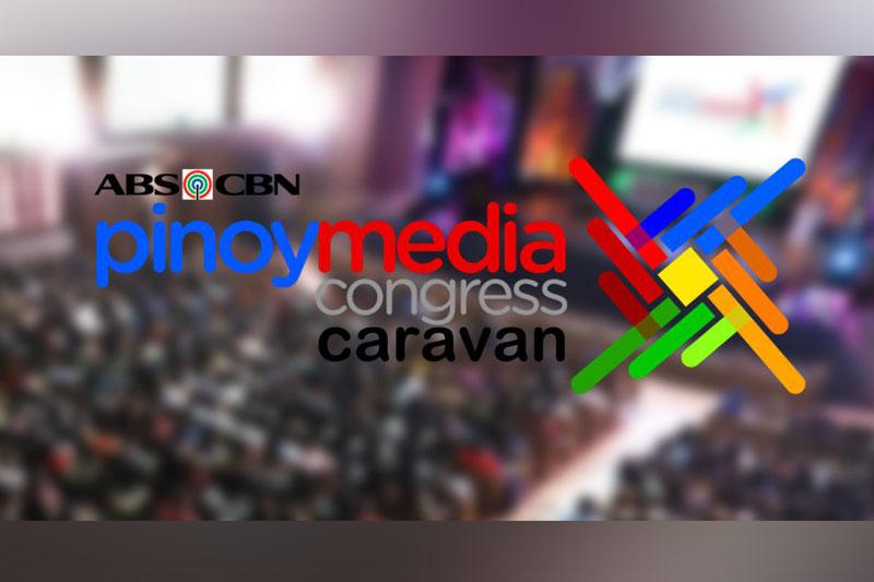 ABS CBN kicks off first Pinoy Media Congress Caravan 1