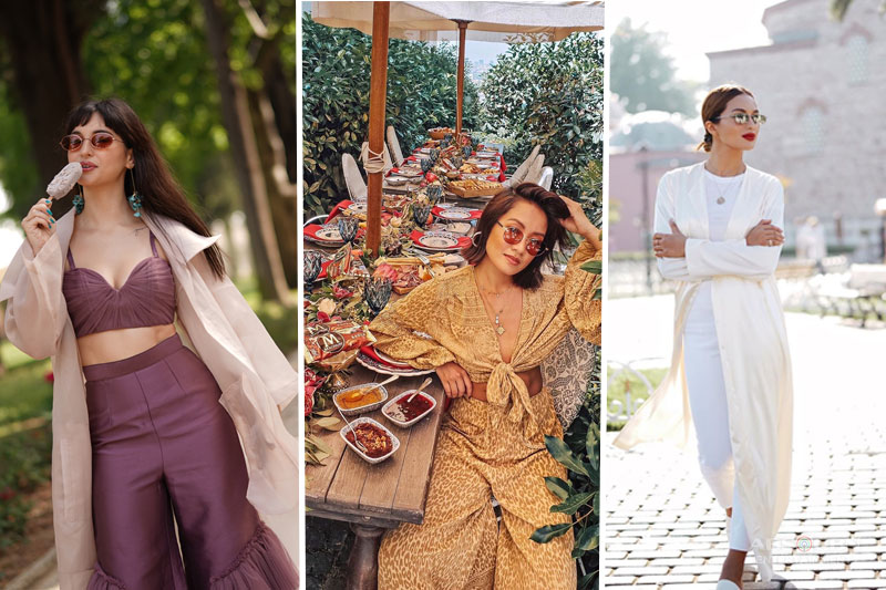 Mond Richard Sarah and other Stylish Celebs Chased their Pleasures in Istanbul  2