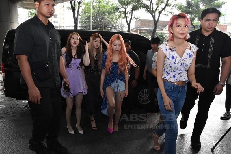 Korean group Momoland is now a Kapamilya