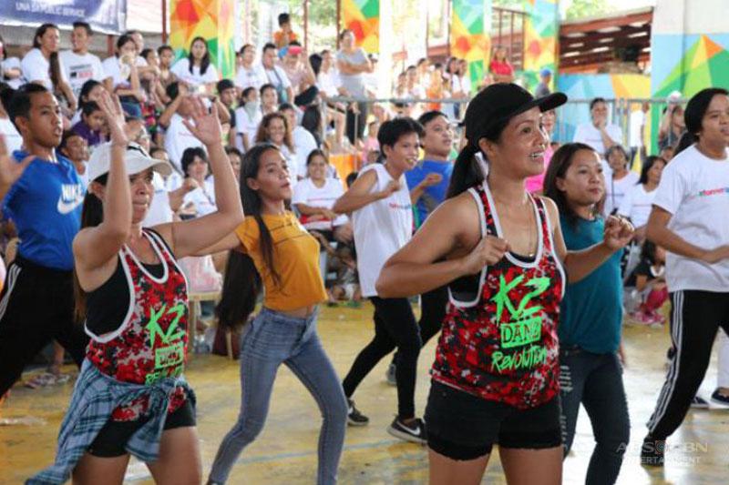 Kapamilya Love Weekend serves more than 2 000 in public service fiesta in Cebu 2