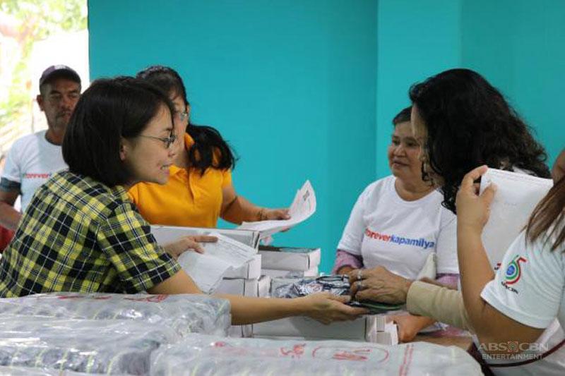 Kapamilya Love Weekend serves more than 2 000 in public service fiesta in Cebu 4
