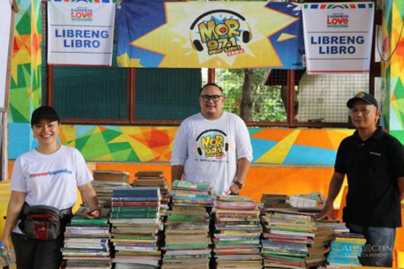 Kapamilya Love Weekend serves more than 2 000 in public service fiesta in Cebu 5
