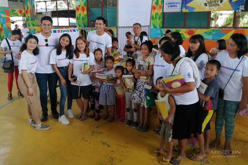 Kapamilya Love Weekend serves more than 2 000 in public service fiesta in Cebu 6
