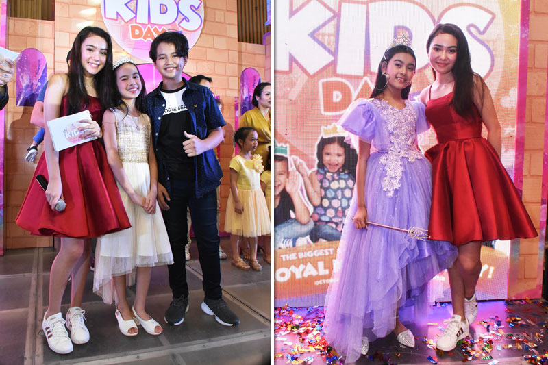 SM Supermalls formally launches Royal Kids Month  2