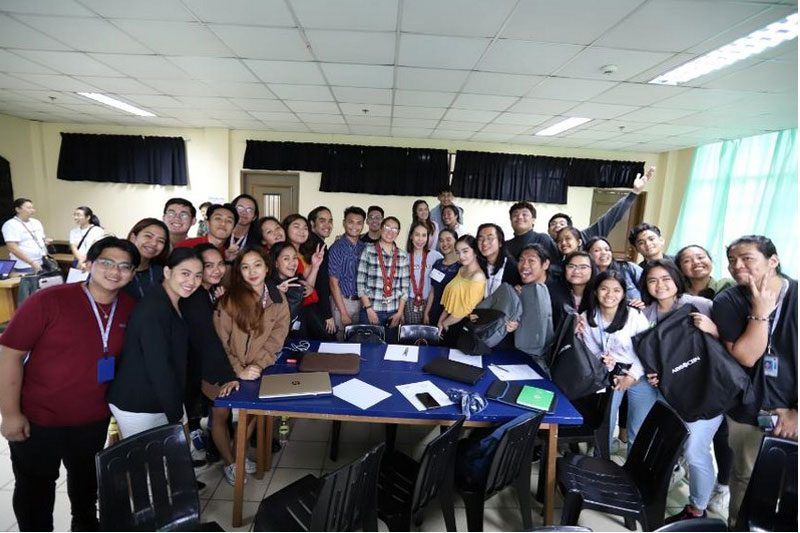 Students in North Luzon gain new knowledge on media in ABS CBN s Pinoy Media Congress Caravan 2
