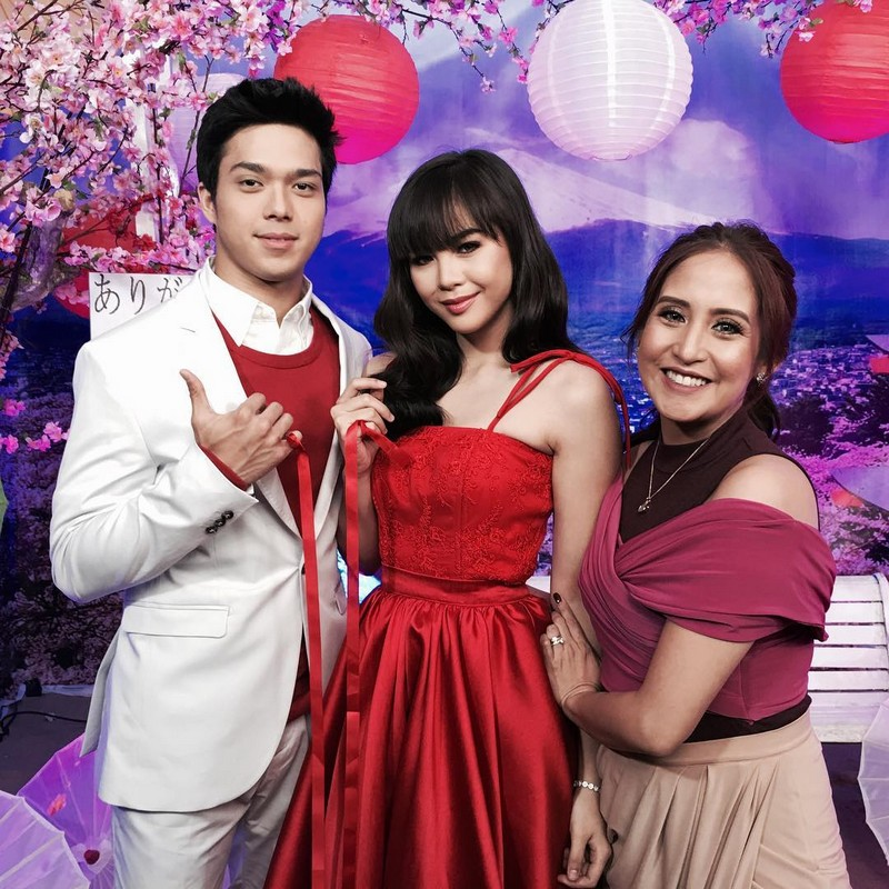 PHOTOS: Red String Sunday on ASAP with Born For You cast