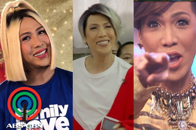 Vice Ganda's Unkabogable Christmas Station ID appearances through the years
