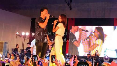 PHOTOS: KathNiel at Khalil, mainit na tinanggap sa Cagayan
