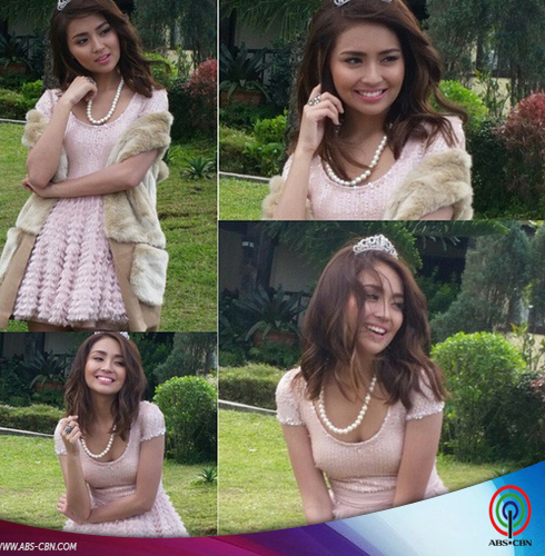 BEHIND-THE-SCENES PHOTOS: Kathryn Bernardo Album Pictorial