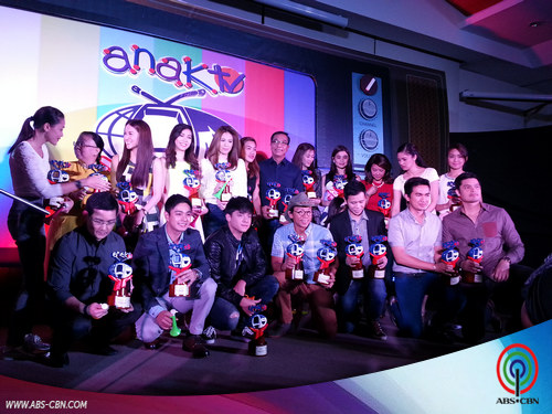 Star Magic Artists get seal of approval from Anak TV