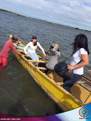 Kim Chiu, muling nagpasaya ng mga Kapamilya sa Isla Pulo
