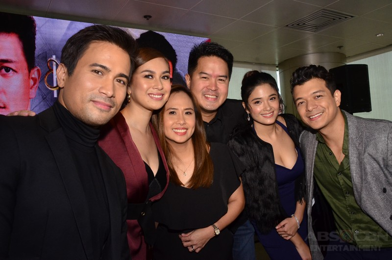 PHOTOS:  Halik Grand Media Conference
