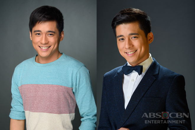 PICTORIAL PHOTOS: JC Alcantara bilang si Bogs sa 'Halik'