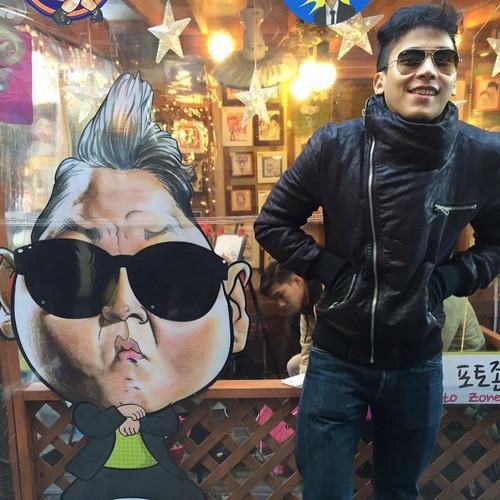 LOOK: Enchong Dee invades Korea and Japan