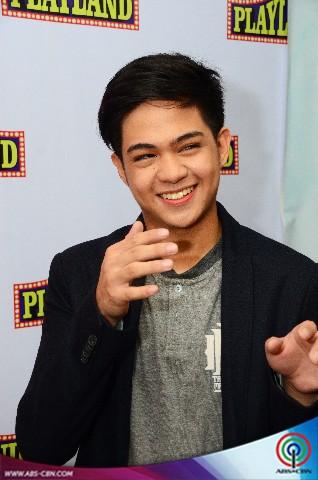 Teen idol Francis Magundayao sa Kapamilya Face Off