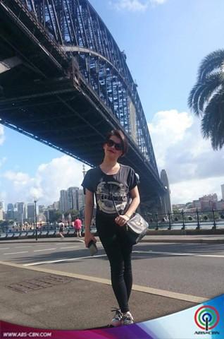 PHOTOS: Piolo and KZ in Australia