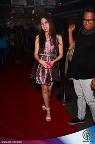 Pretty Michelle Vito on Kapamilya Face Off