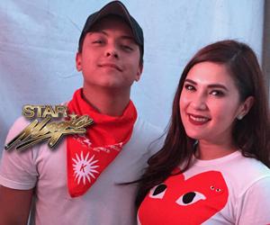 Daniel and Vina nagcelebrate ng Bonifacio Day sa Monumento