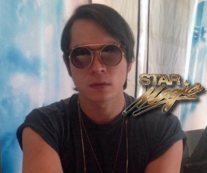 Jake Cuenca at Mulat Presscon