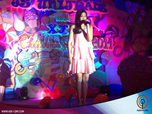 Janella charms her fellow Kapamilyas
