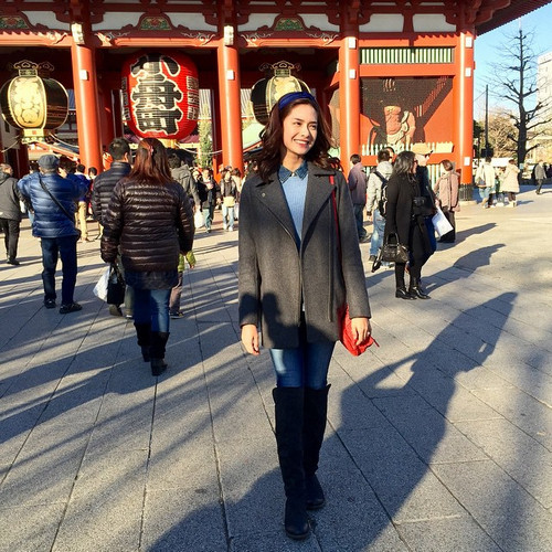 LOOK: Erich Gonzales Enjoys Her Trip To Japan