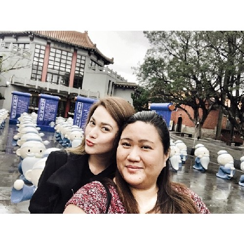 LOOK: Bea Alonzo spends Christmas vacation in Taiwan
