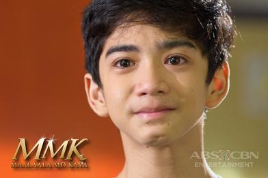 """PHOTOS: Zaijan, muling magbibigay-inspirasyon sa """"MMK"""" ngayong Sabado"""