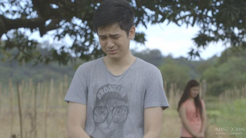 PHOTOS: Kakaibang kwento ng pag-ibig tampok sina Joshua at Loisa sa MMK