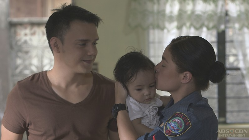 PHOTOS: Andie Eigenmann as the hero cop Judy De Villa on MMK