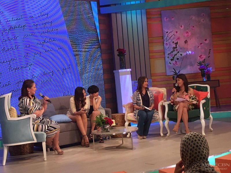 PHOTOS: Kapamilya Stars, nakatanggap ng liham ng pasasalamat mula kay Ma'am Charo