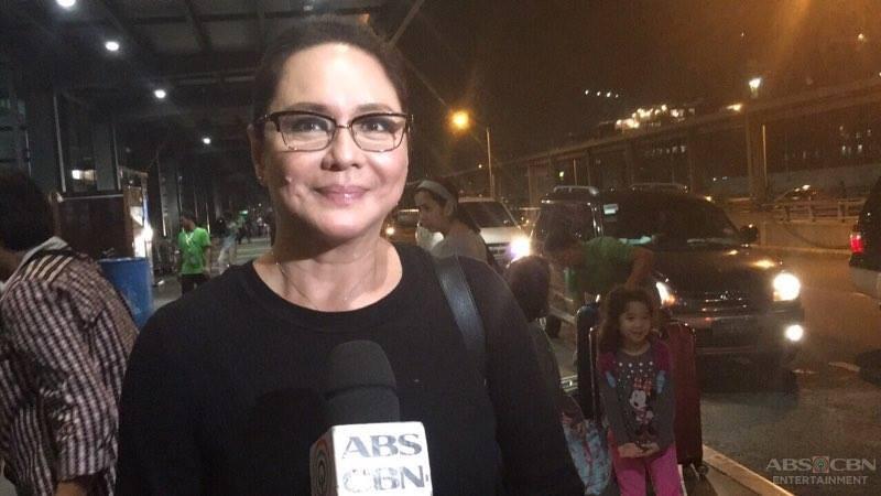 Kwentuhang Kapamilya with Ms Charo Santos