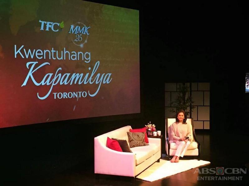 PHOTOS: Kwentuhang Kapamilya in Toronto