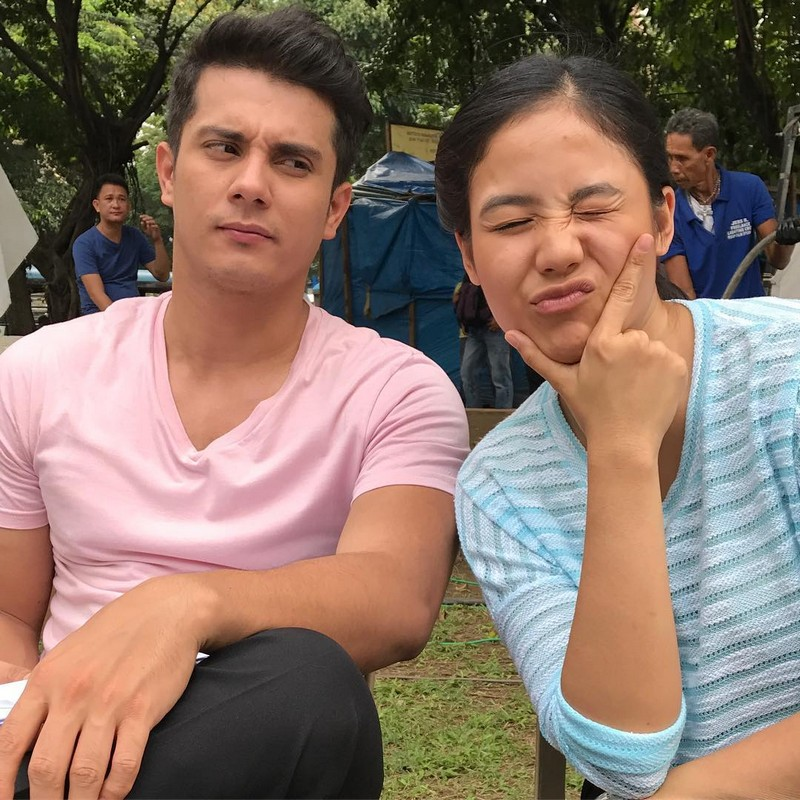BEHIND-THE-SCENES: #MMKFastFoodRomance with Ritz and Ejay