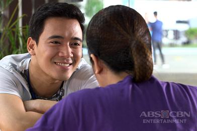PHOTOS: Erik at Angeline, sa kanilang kauna-unahang pagtatambal sa MMK