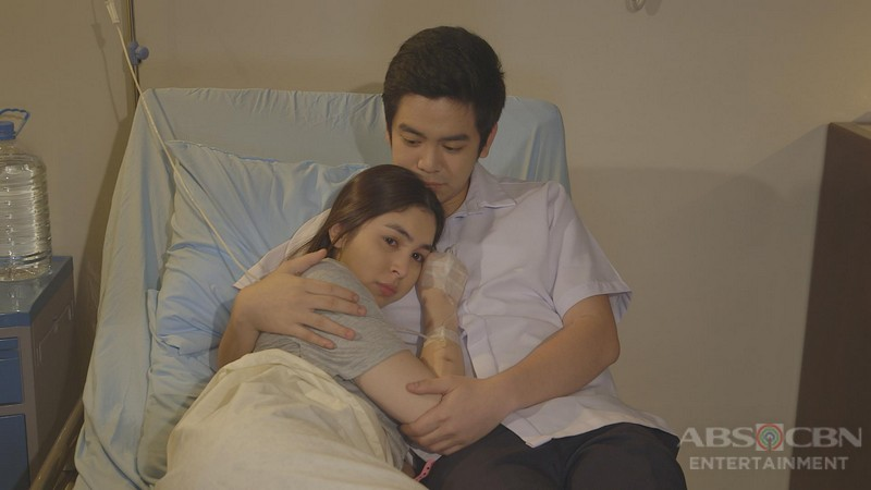 PHOTOS: Julia at Joshua, tampok sa isang kwento ng walang hanggang pag-ibig sa MMK