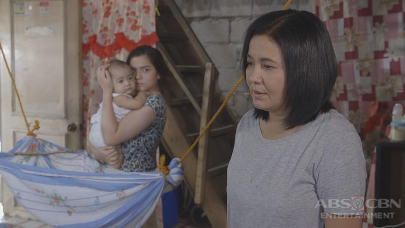 PHOTOS: Ang pagbabalik ni Lorna Tolentino sa MMK