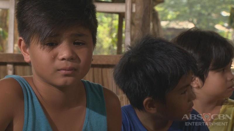 PHOTOS: Bugoy Cariño, gaganap na batang magulang sa MMK