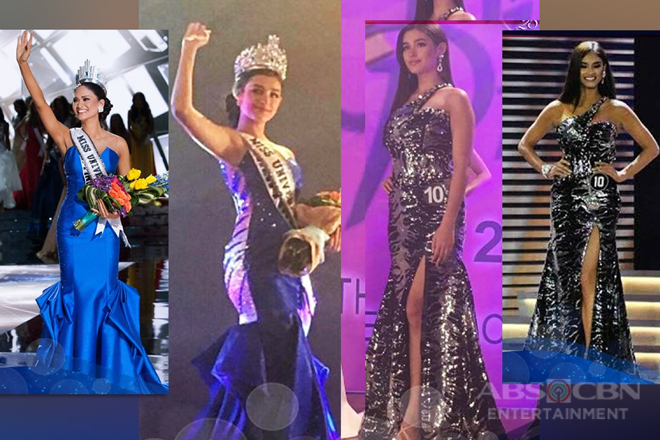 PHOTOS: Liza stuns in fabulous gowns as Queen Pia
