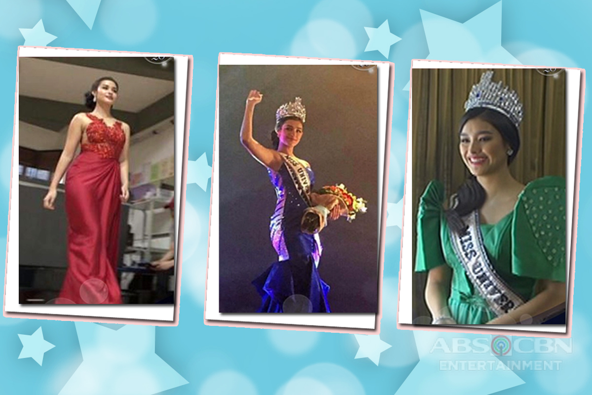 PHOTOS: Liza in stunning gowns poses like Queen P for MMK