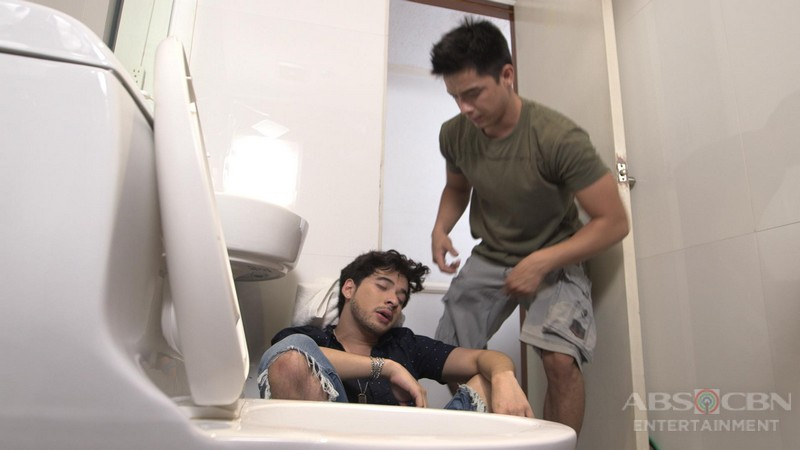 LOOK: Christian Bables showcases his superb acting talent on MMK
